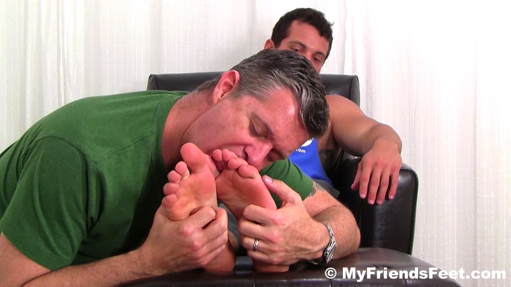 Marine Ned Dominates Me With His Size