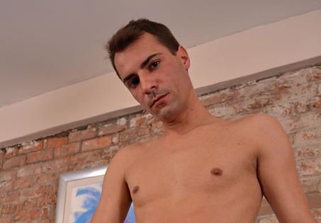 Sexy Frenchman Anthony Anthony Cruz