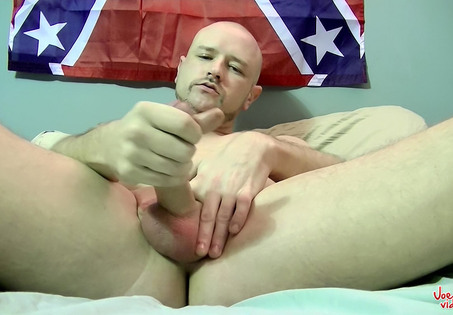 A Curious Guy With A Great Cock Tony Joe