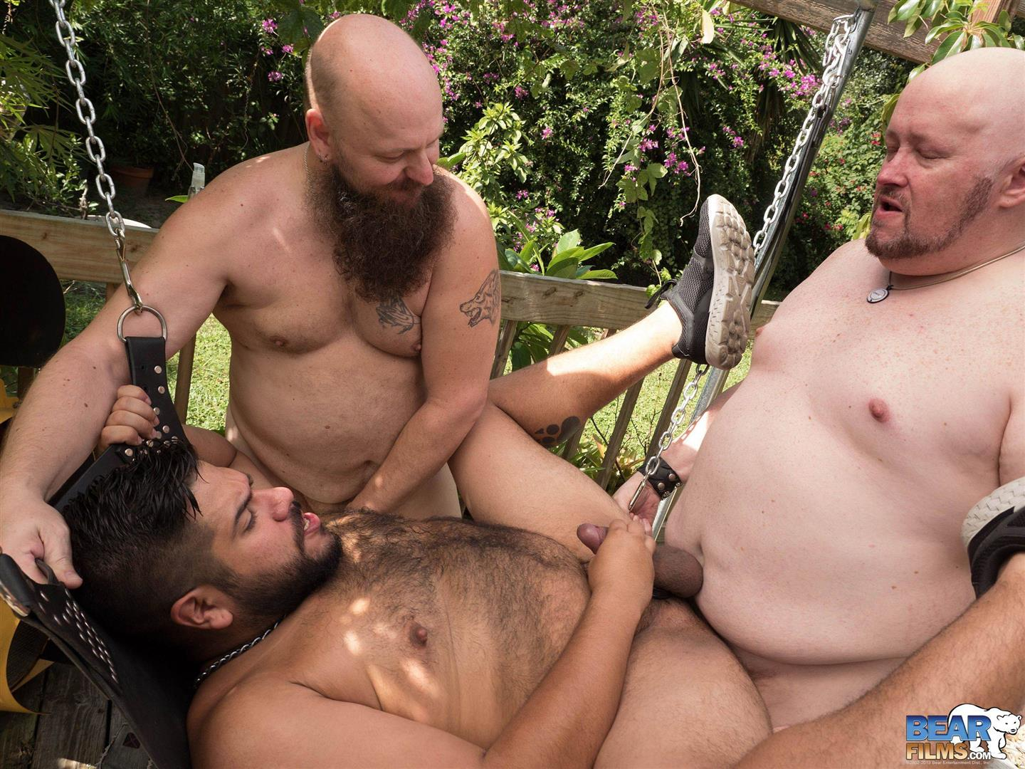 Outdoor Bear Fucking