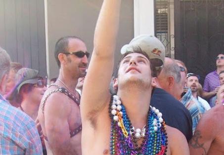 Nudes Dudes In Public