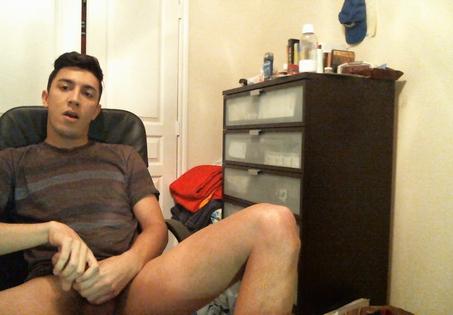 Latin Amateur Alexio Webcam Jack Off