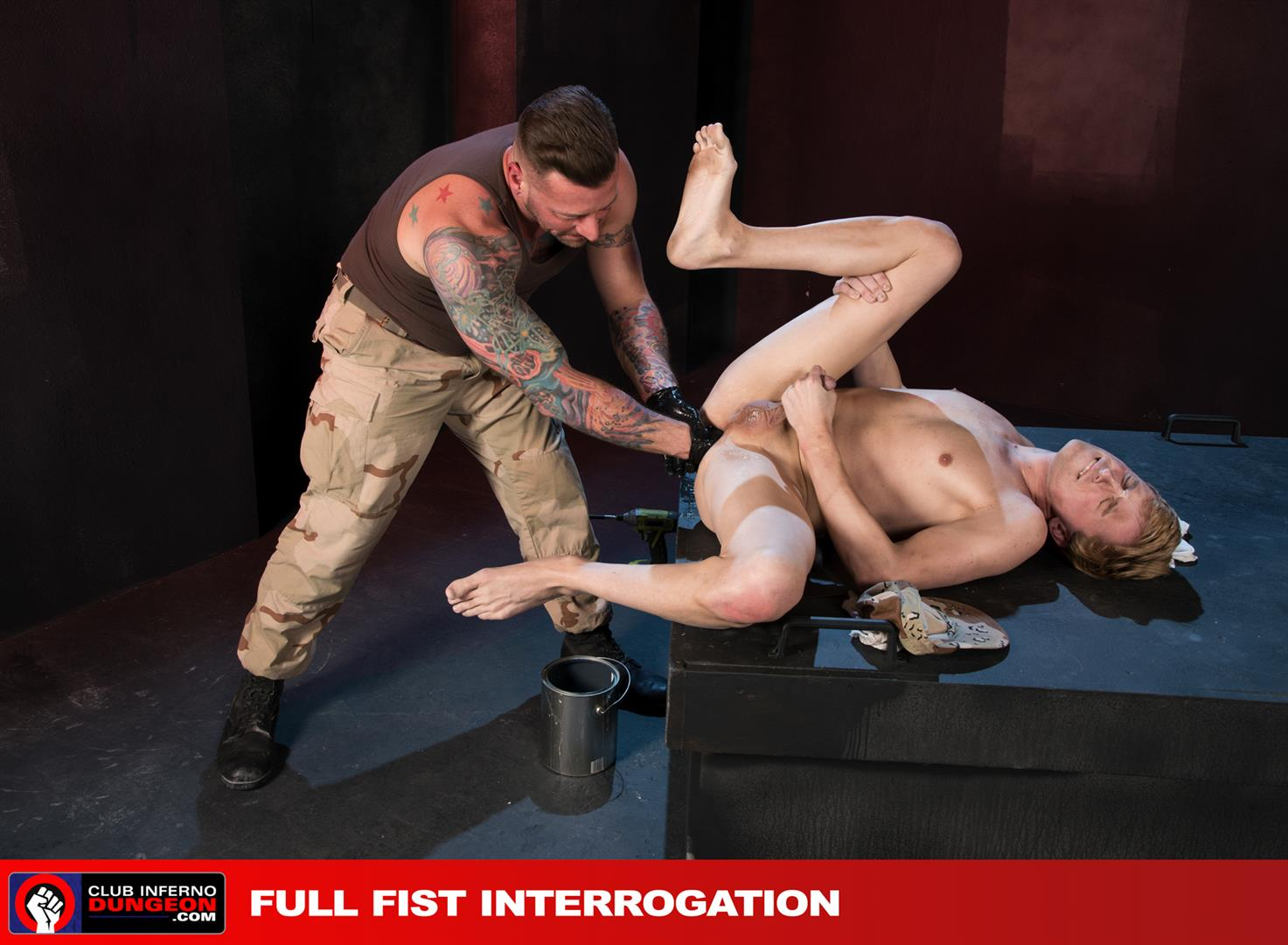Full Fist Interrogation